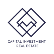 Capital Investment Real Estate Logo